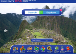World Book Kids Screenshot